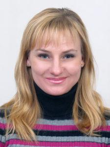 Вікторія Валеріївна Невлюдова