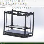 Новий 3D-принтер на кафедрі!