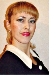 Світлана Вікторівна Сотник