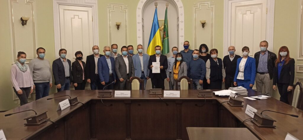Відбулися установчі збори Харківського кластеру «Інжиніринг – Автоматизація – Машинобудування»