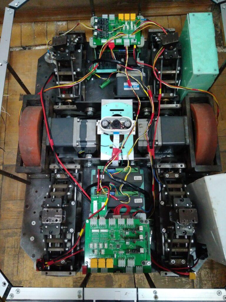 Продовжуємо розвивати напрямок «Робототехніка»