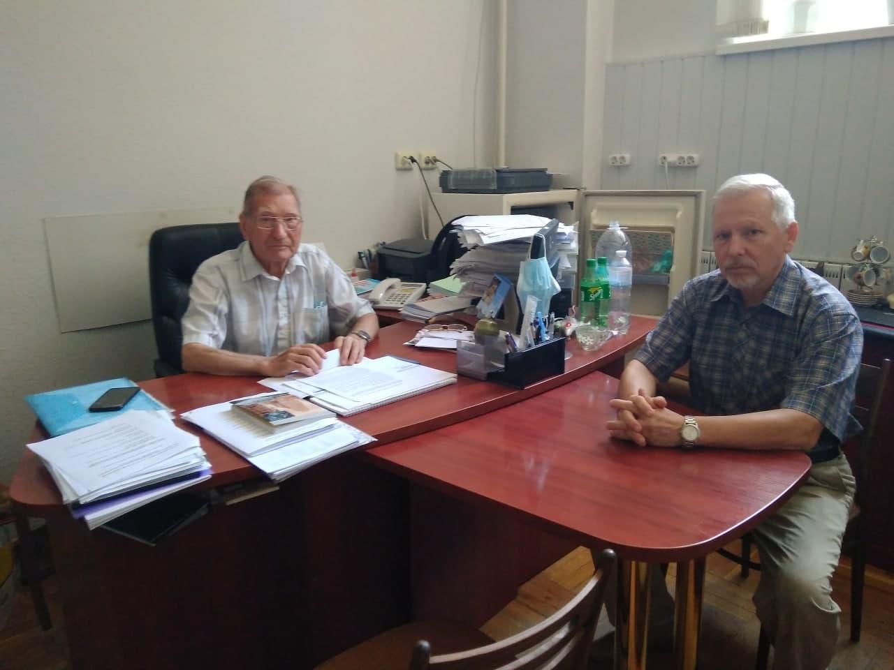 На кафедрі КІТАМ відбулася зустріч директора з розвитку ТОВ